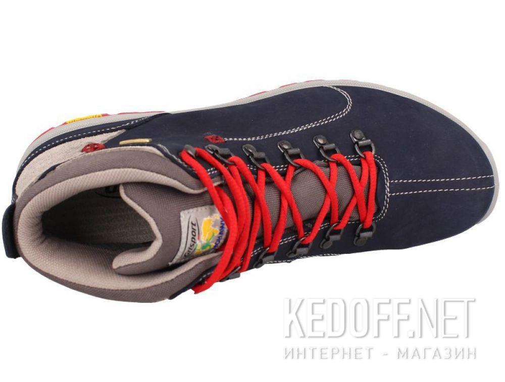 Мужские ботинки Grisport SpoTex Vibram 12905N142n Made in Italy описание