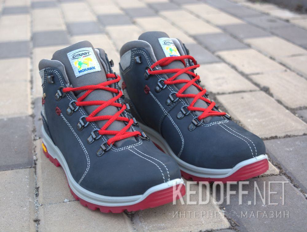 Доставка Мужские ботинки Grisport SpoTex Vibram 12905N142n Made in Italy