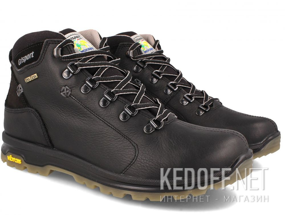 Чоловічі черевики Grisport Vibram 12905O137n Spo-Tex, Made in Italy купити Україна