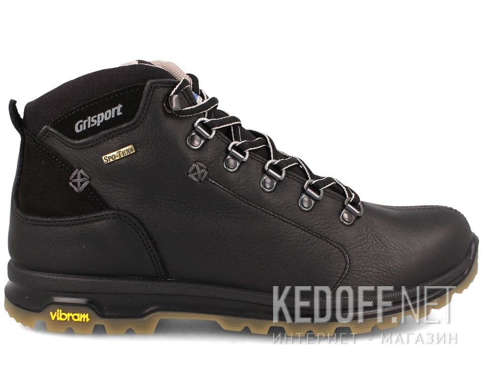 Чоловічі черевики Grisport Vibram 12905O137n Spo-Tex, Made in Italy купить Киев