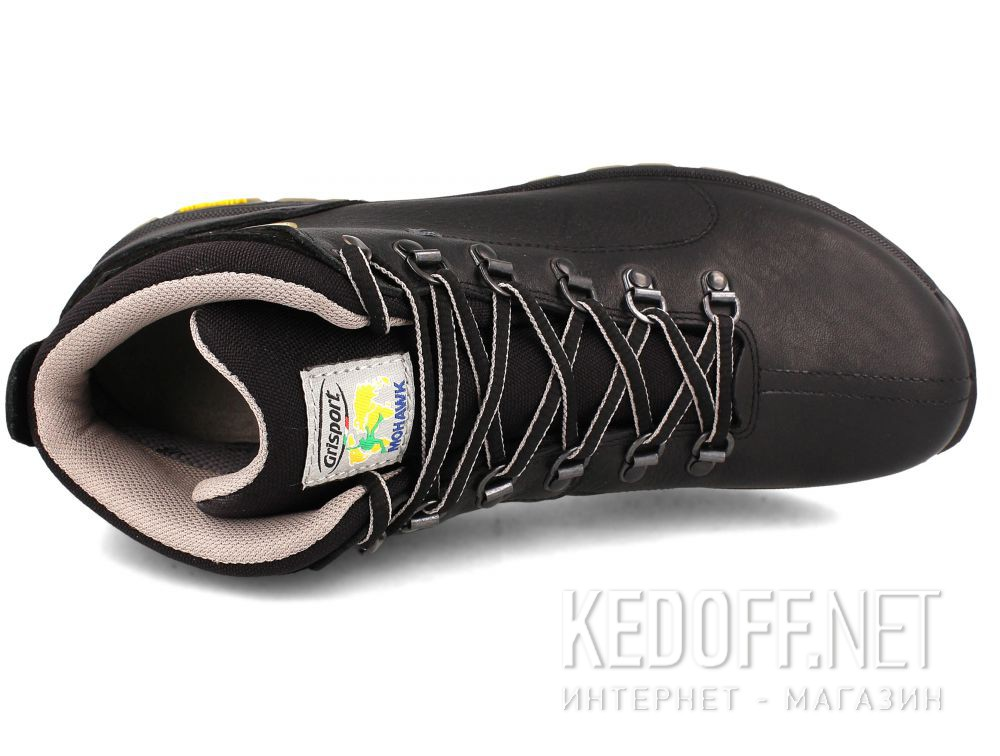 Чоловічі черевики Grisport Vibram 12905O137n Spo-Tex, Made in Italy описание