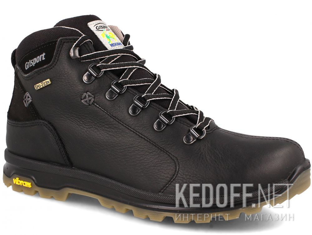 Чоловічі черевики Grisport Vibram 12905O137n Spo-Tex, Made in Italy