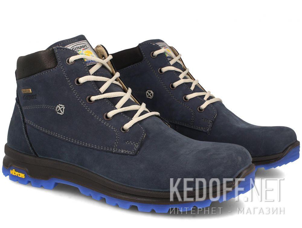 Men's boots low boots grisport Vibram 12925N33tn Made in Italy купить Украина
