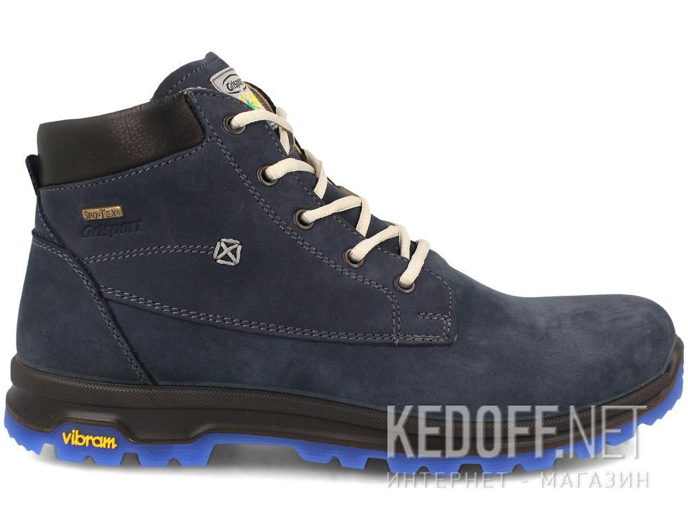 Мужские ботинки Grisport Vibram 12925N33tn Made in Italy купить Киев