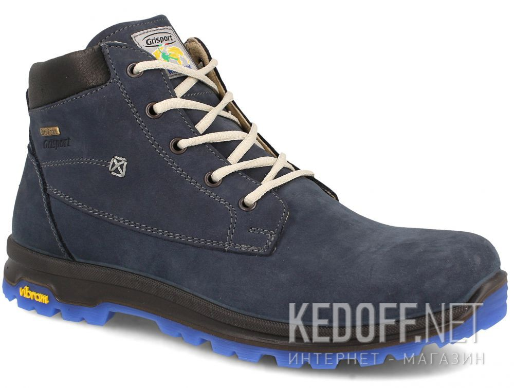 Add to cart Men's boots low boots grisport Vibram 12925N33tn Made in Italy