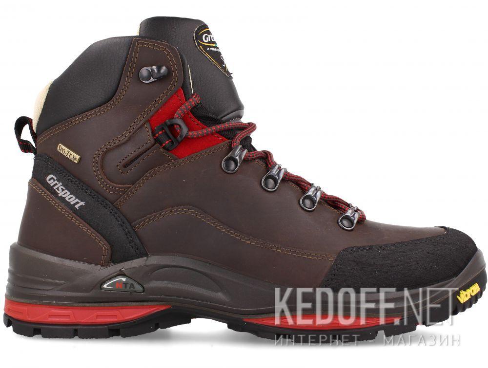 Оригинальные Мужские ботинки Grisport Vibram 13505D76tn Made in Italy