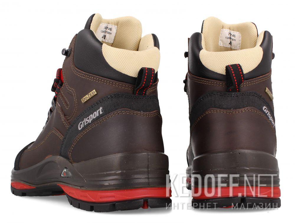 Мужские ботинки Grisport Vibram 13505D76tn Made in Italy описание