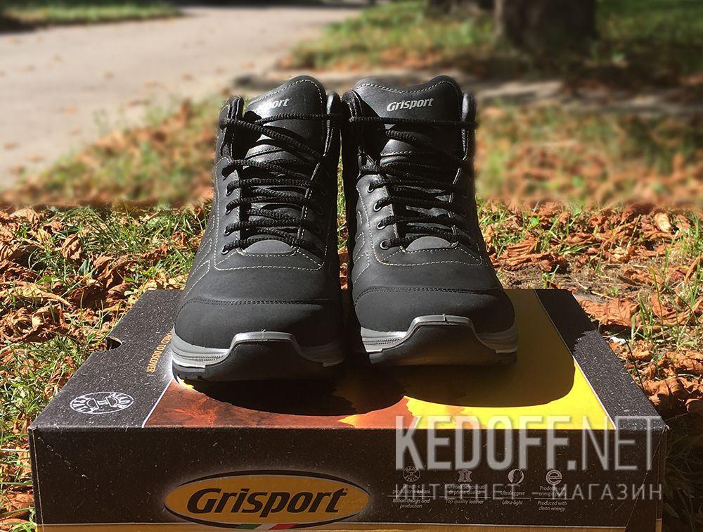 Мужские ботинки Grisport 13917A41tn Made in Italy доставка по Украине