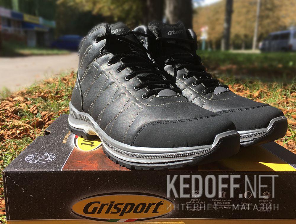 Мужские ботинки Grisport 13917A41tn Made in Italy все размеры
