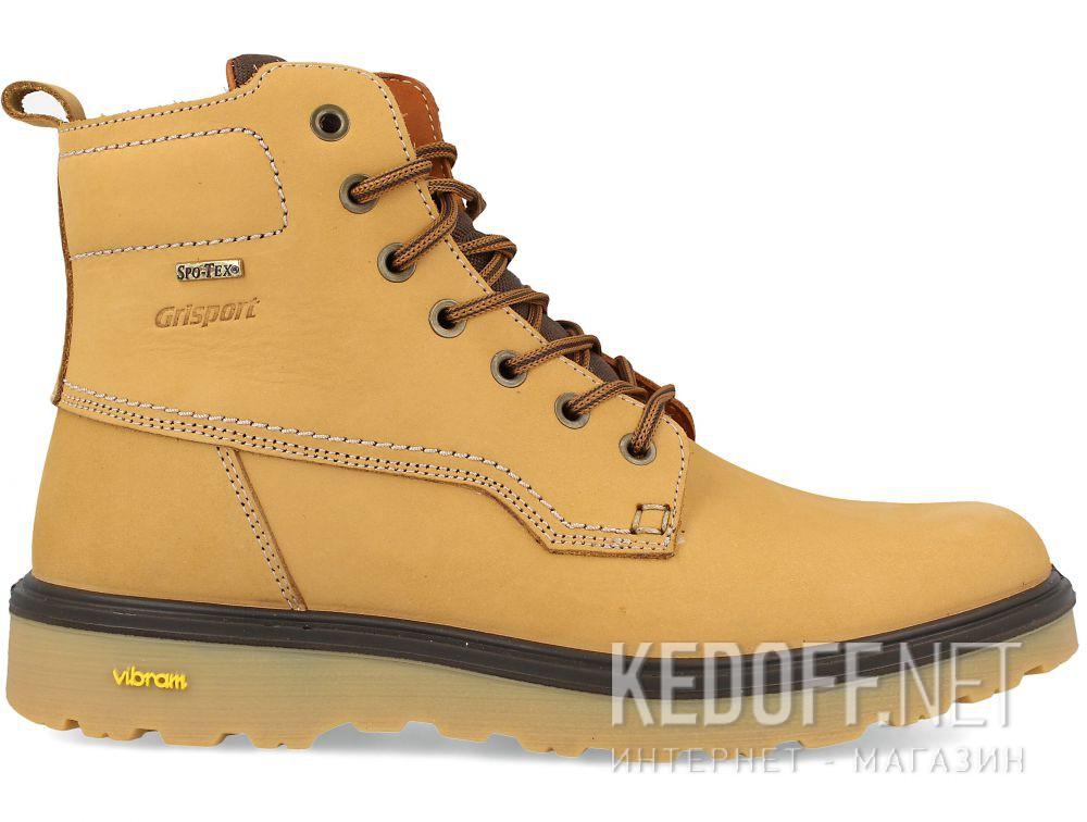 Мужские ботинки Grisport Spo-Tex Vibram 40203n61ln Made in Italy купить Украина