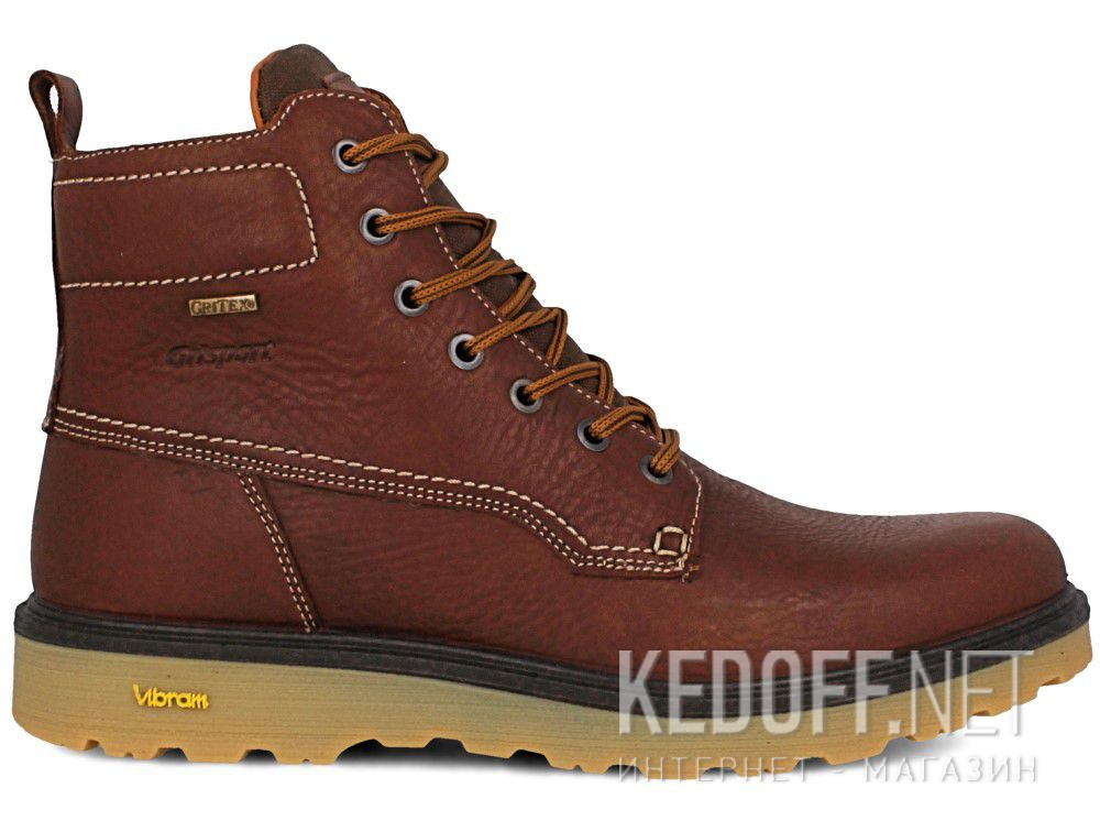 Мужские ботинки Grisport Vibram Spo-Tex 40203o63Ln Made in Italy купить Киев
