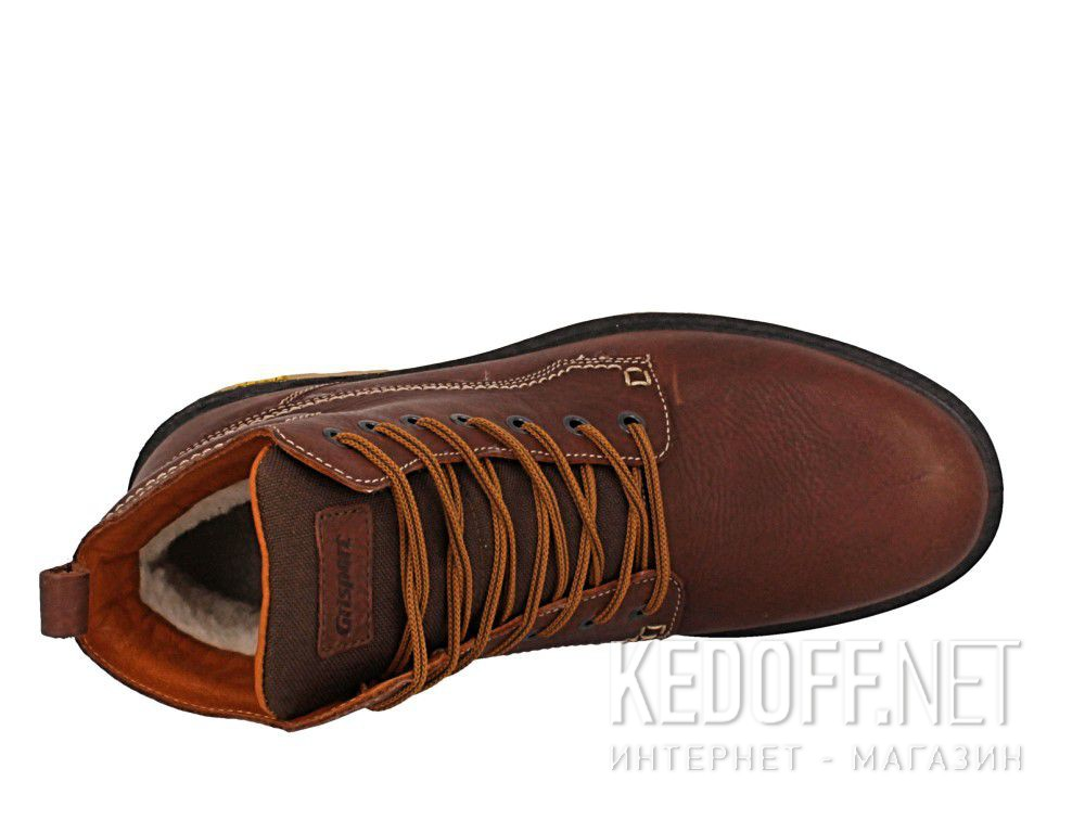 Мужские ботинки Grisport Vibram Spo-Tex 40203o63Ln Made in Italy описание