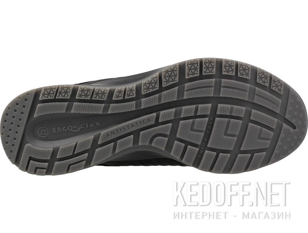 Мужские кожаные кроссовки Grisport 42811D9 Made in Italy