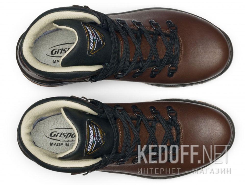 Мужские ботинки Grisport Spo Tex 13701o38tn Made in Italy описание