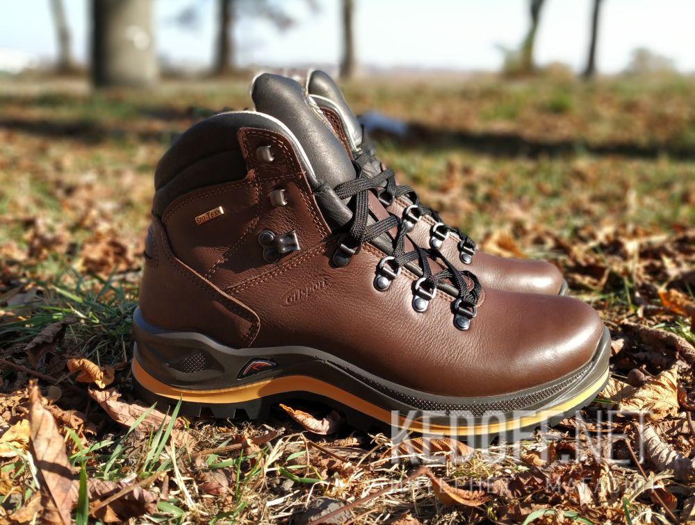 Доставка Мужские ботинки Grisport Spo Tex 13701o38tn Made in Italy