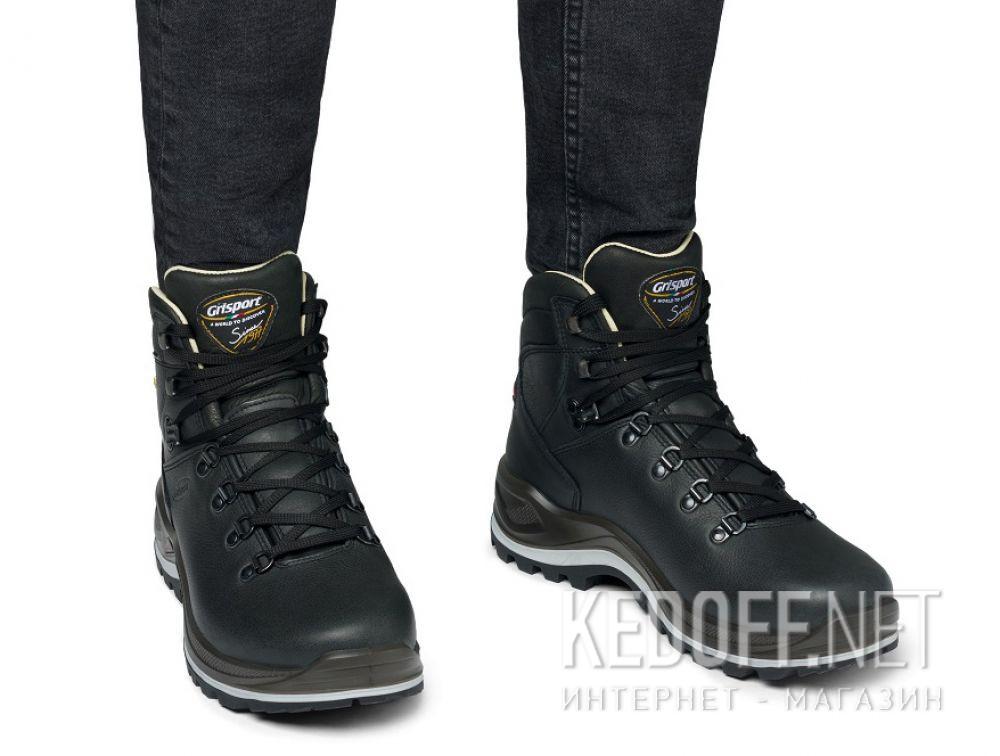 Оригинальные Мужские ботинки Grisport SpoTex Vibram 13701o39tn Made in Italy