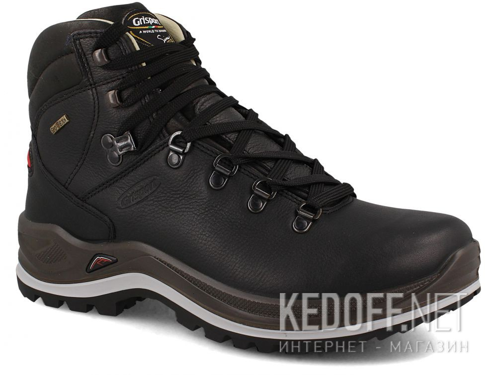 Мужские ботинки Grisport SpoTex Vibram 13701o39tn Made in Italy