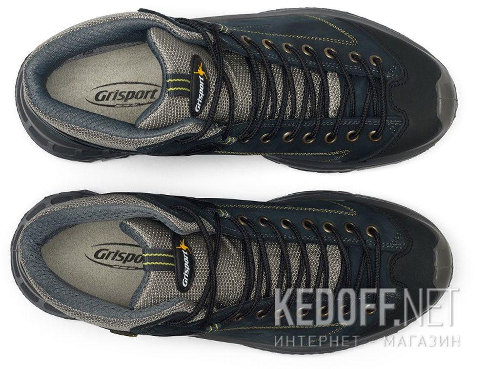 Мужские ботинки Grisport Vibram 11929N91tn Made in Italy описание