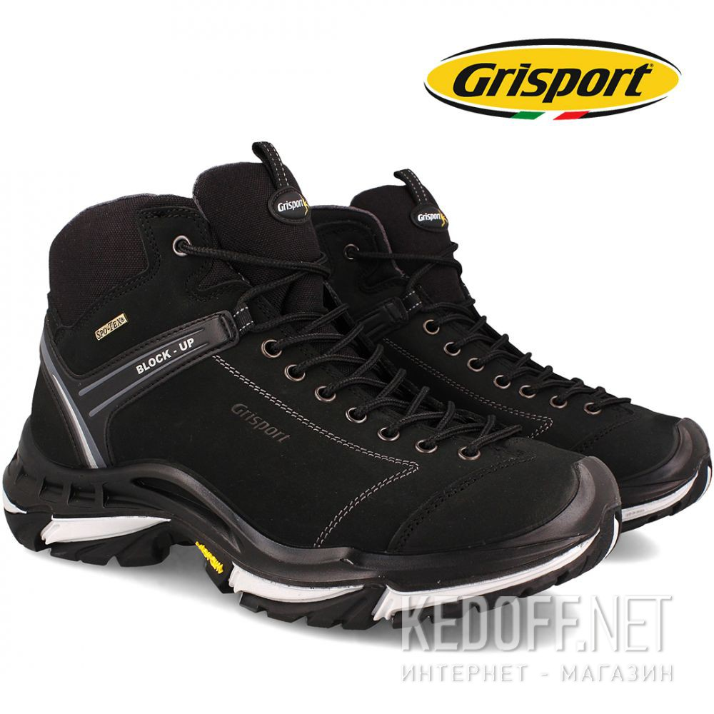 Мужские ботинки Grisport Vibram 11929N93tn Made in Italy все размеры