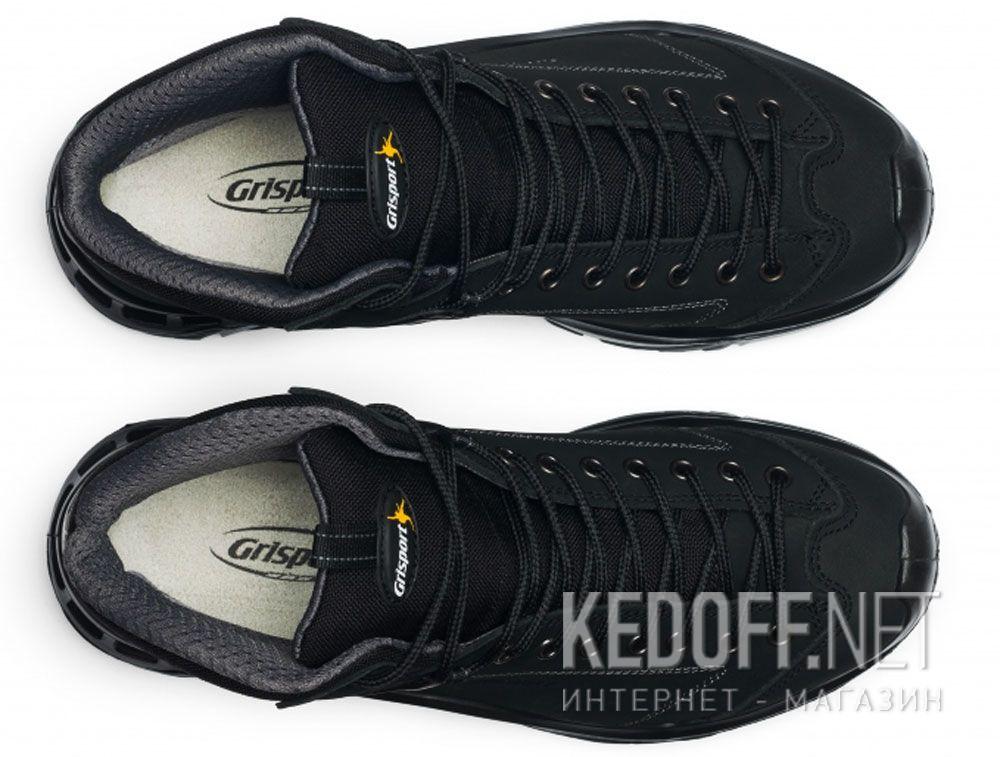 Оригинальные Мужские ботинки Grisport Vibram 11929N93tn Made in Italy