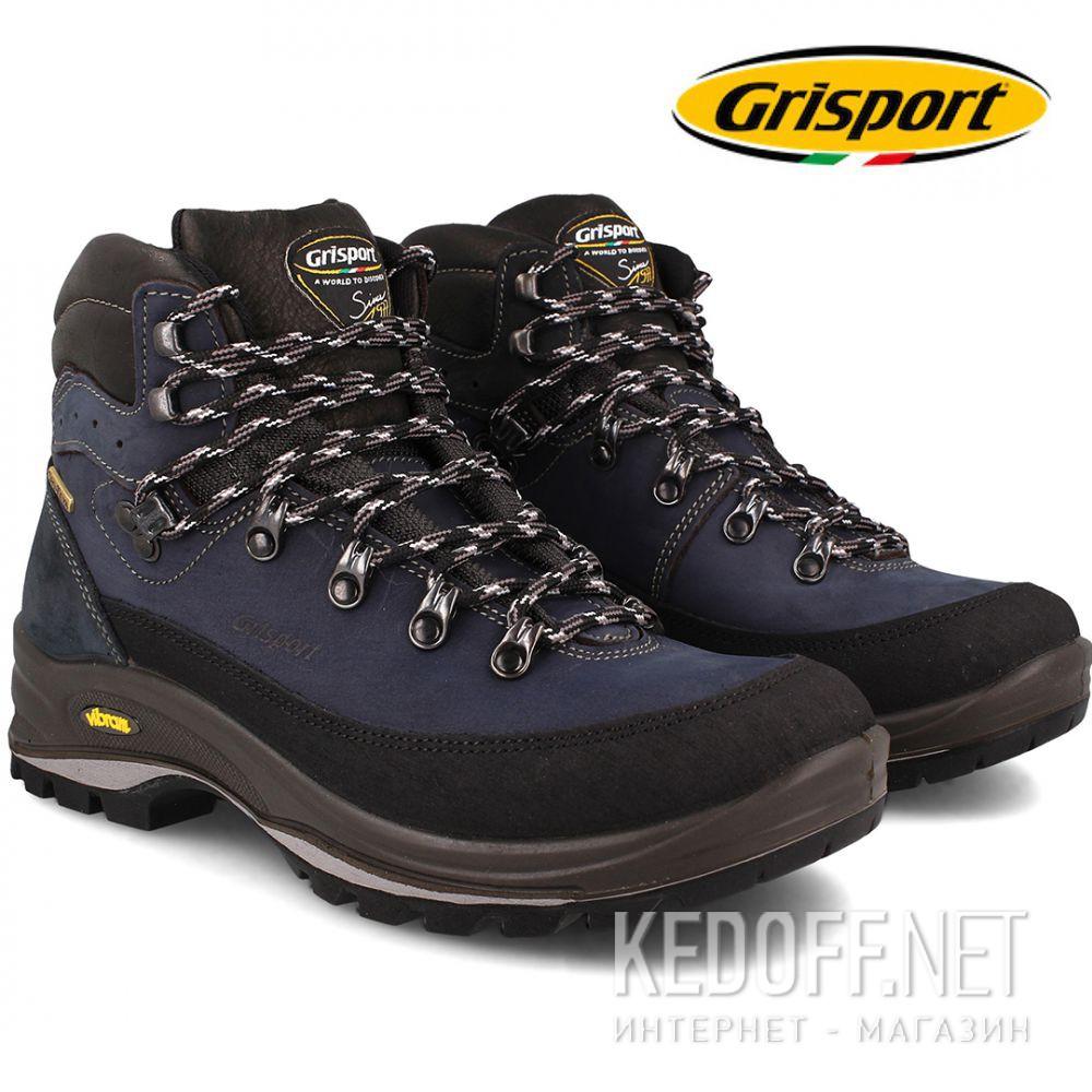 Мужские ботинки Grisport Vibram 12801N92tn Made in Italy доставка по Украине