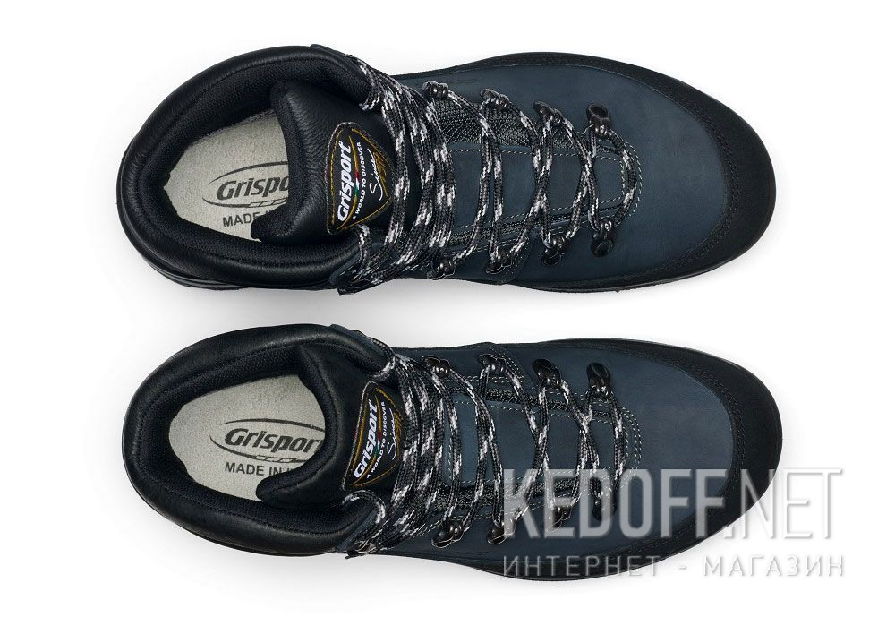 Мужские ботинки Grisport Vibram 12801N92tn Made in Italy описание