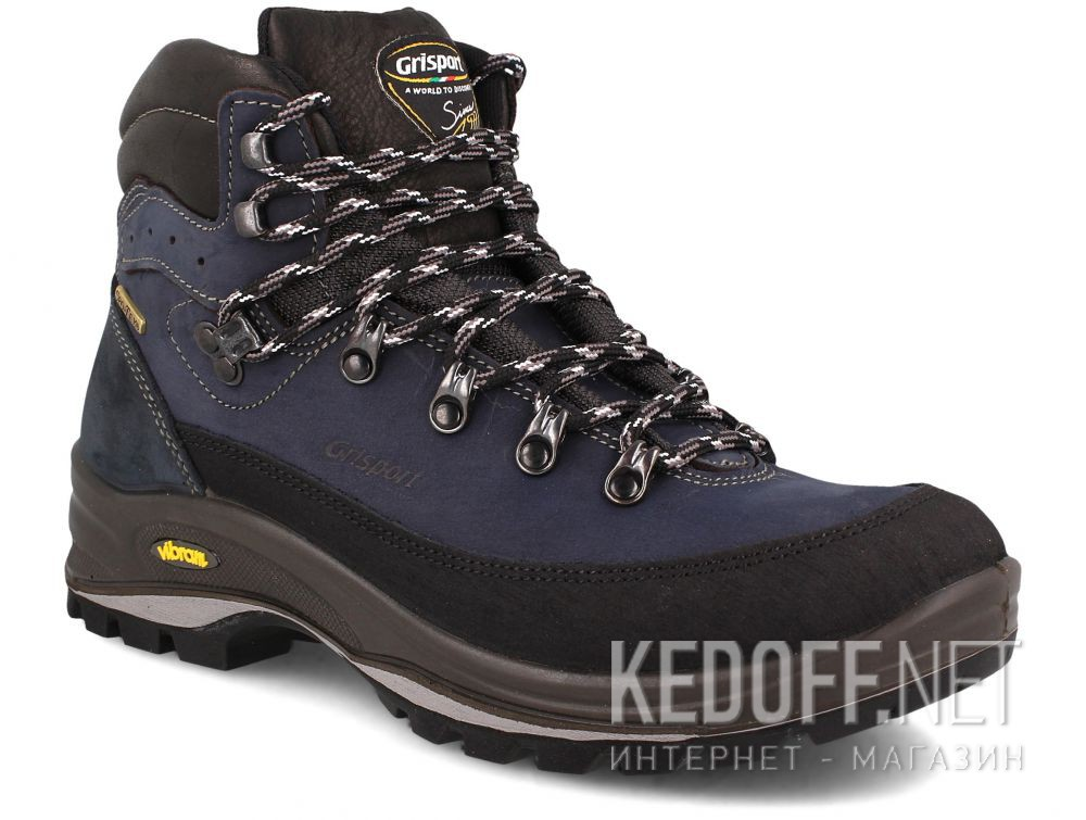 Мужские ботинки Grisport Vibram 12801N92tn Made in Italy