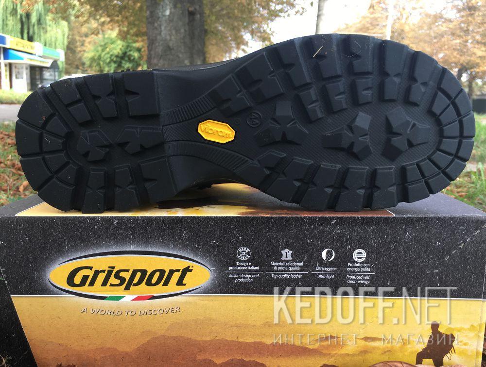 Мужские ботинки Grisport Vibram 12803D90tn Made in Italy доставка по Украине
