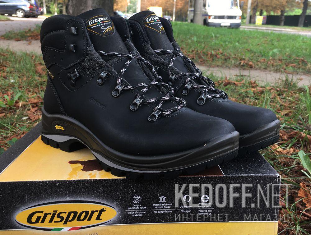 Мужские ботинки Grisport Vibram 12803D90tn Made in Italy все размеры