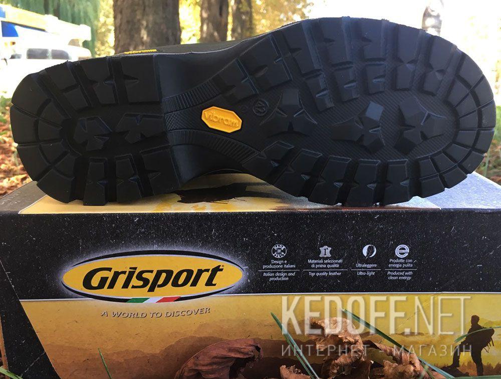 Доставка Чоловічі черевики Grisport Vibram 12813D44tn Made in Italy
