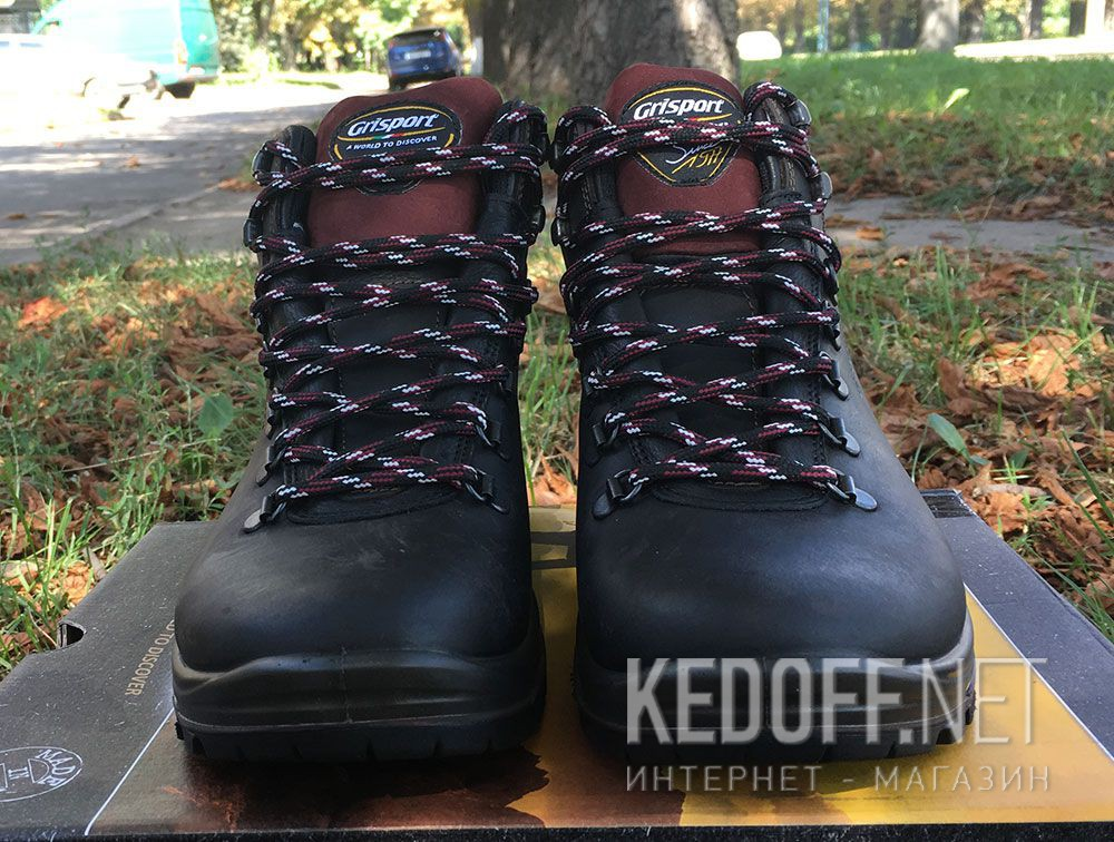 Мужские ботинки Grisport Vibram 12813D45tn Made in Italy доставка по Украине