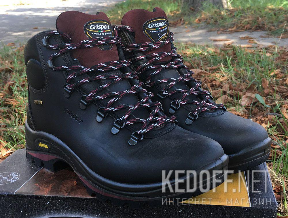 Мужские ботинки Grisport Vibram 12813D45tn Made in Italy все размеры