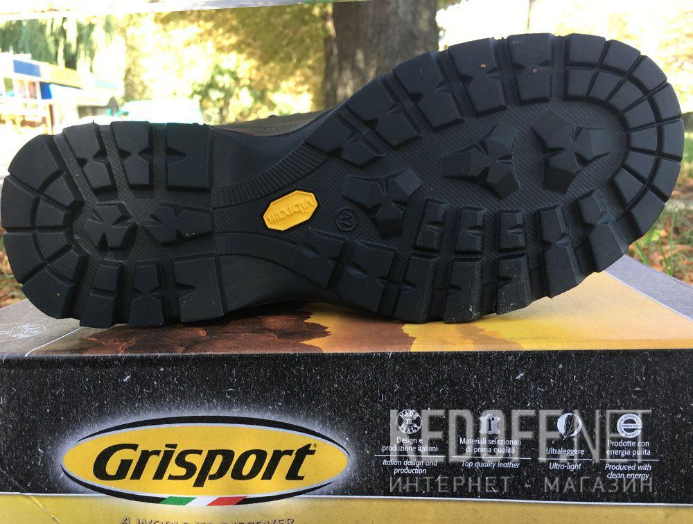 Мужские ботинки Grisport Vibram 12813D45tn Made in Italy Фото 12