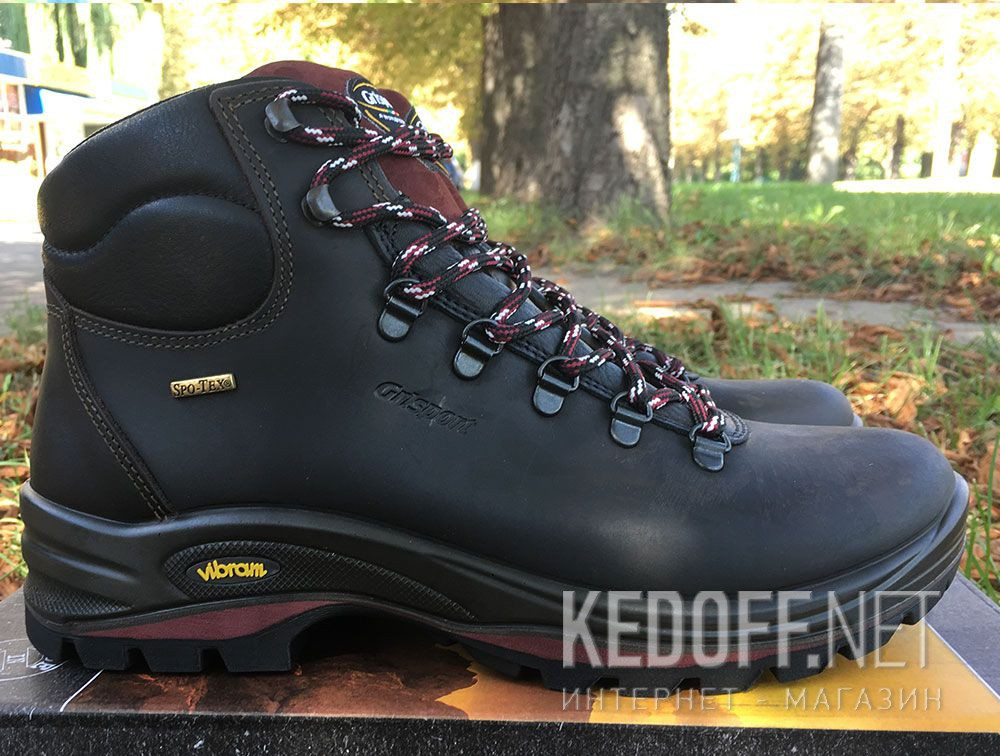 Доставка Мужские ботинки Grisport Vibram 12813D45tn Made in Italy