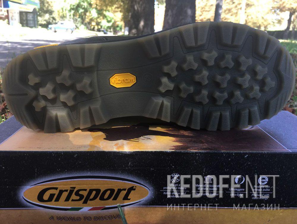 Доставка  Чоловічі черевики Grisport Vibram 12905O137n Spo-Tex, Made in Italy