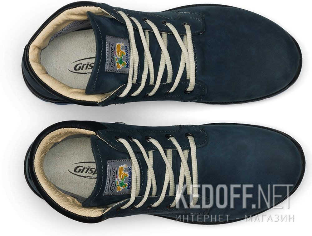 Men's boots low boots grisport Vibram 12925N33tn Made in Italy описание