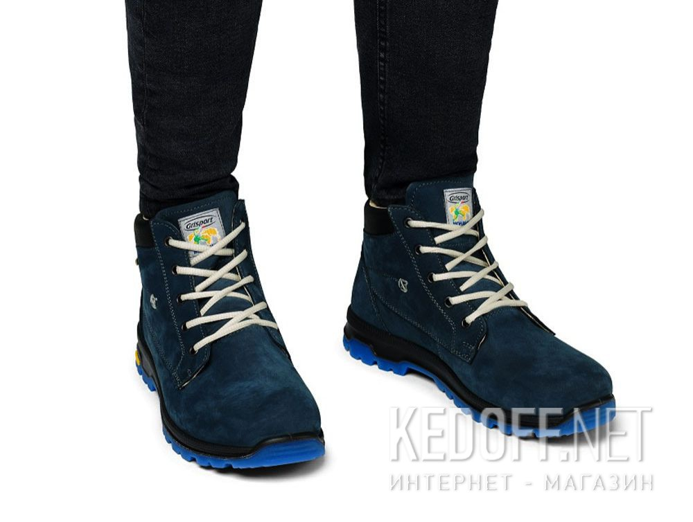 Delivery Men's boots low boots grisport Vibram 12925N33tn Made in Italy