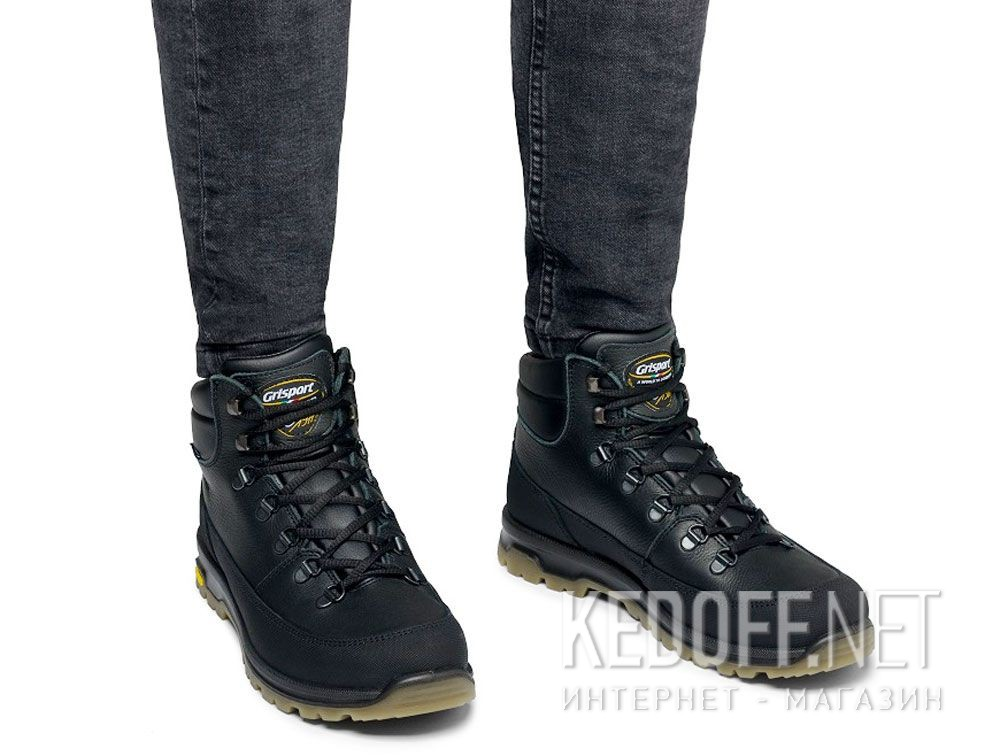 Мужские ботинки Grisport Vibram 12953o24tn Made in Italy все размеры