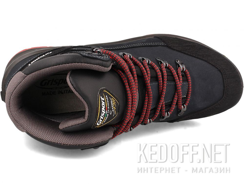 Чоловічі черевики Grisport Vibram 13505N69tn Made in Italy описание