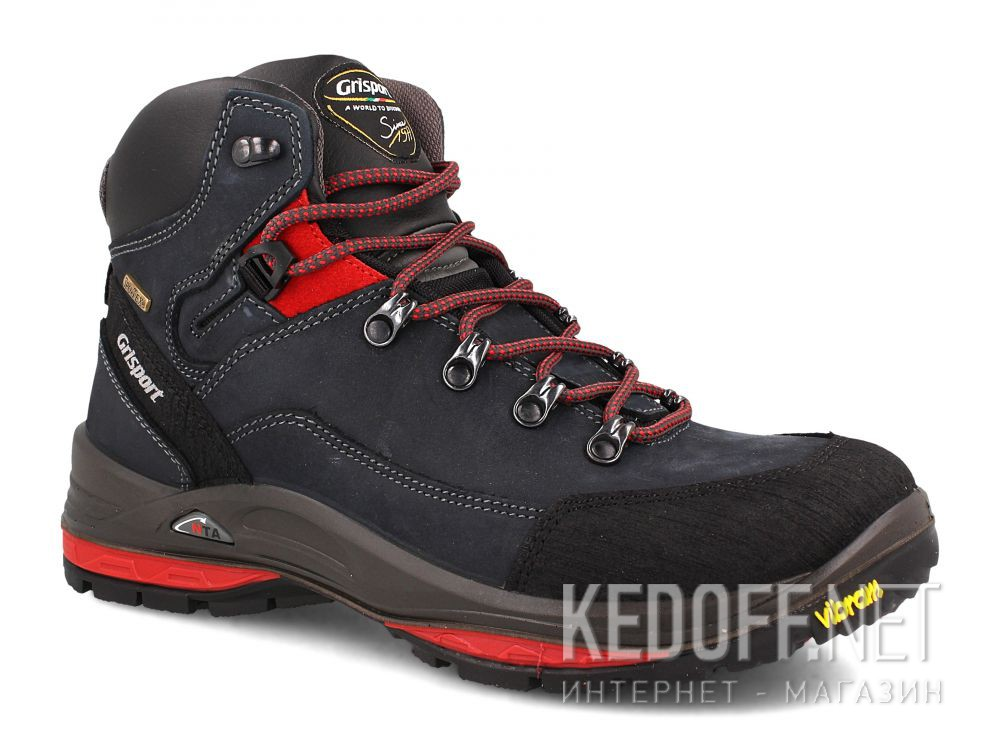 Мужские ботинки Grisport Vibram 13505N69tn Made in Italy