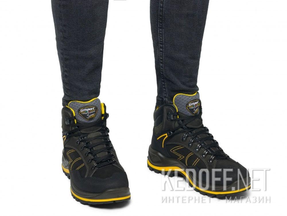 Доставка Мужские ботинки Grisport Vibram 13717N34n Made in Italy