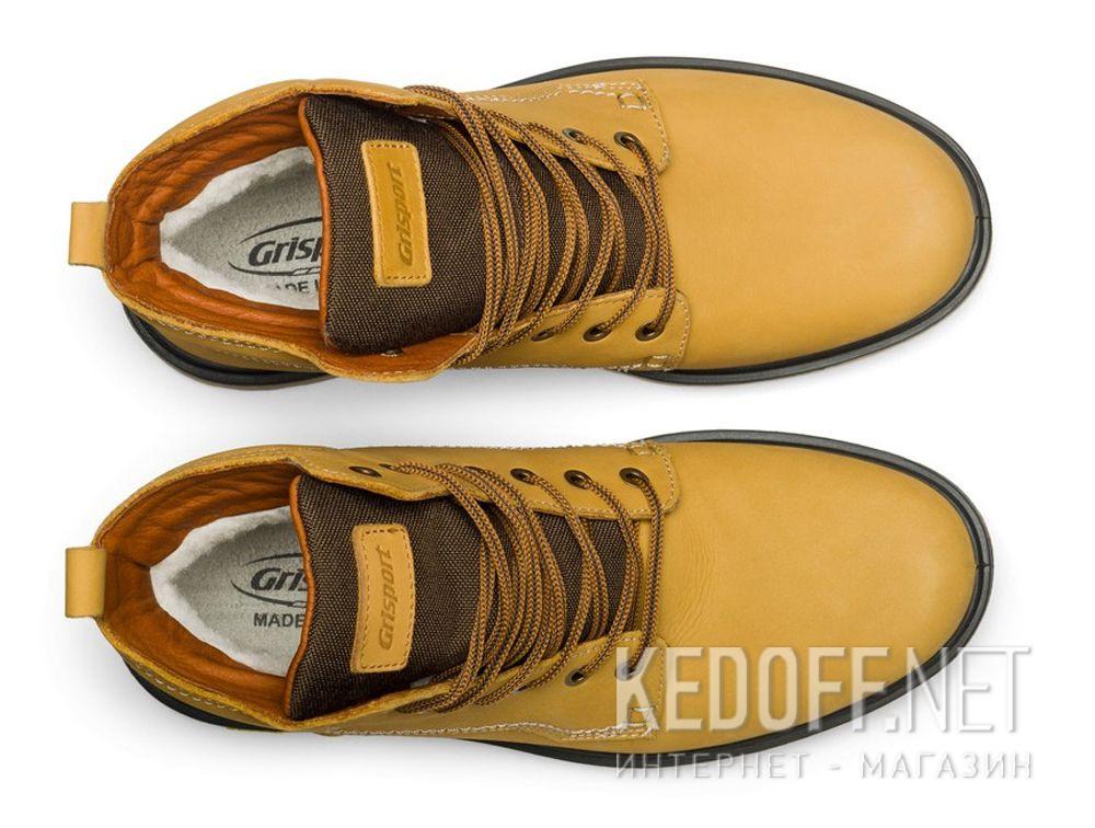 Оригинальные Мужские ботинки Grisport Spo-Tex Vibram 40203n61ln Made in Italy