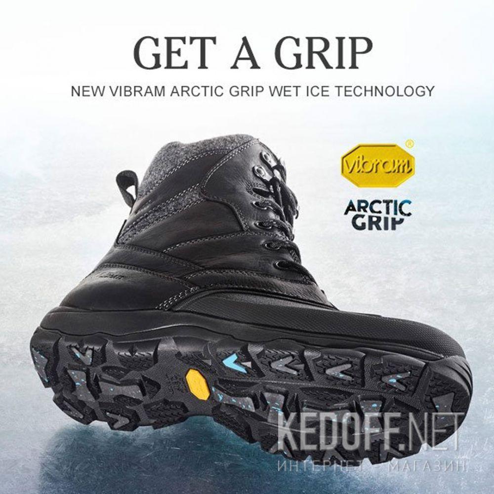Мужские ботинки Grisport Vibram Arctic Grip 7109oWtn Made in Italy все размеры