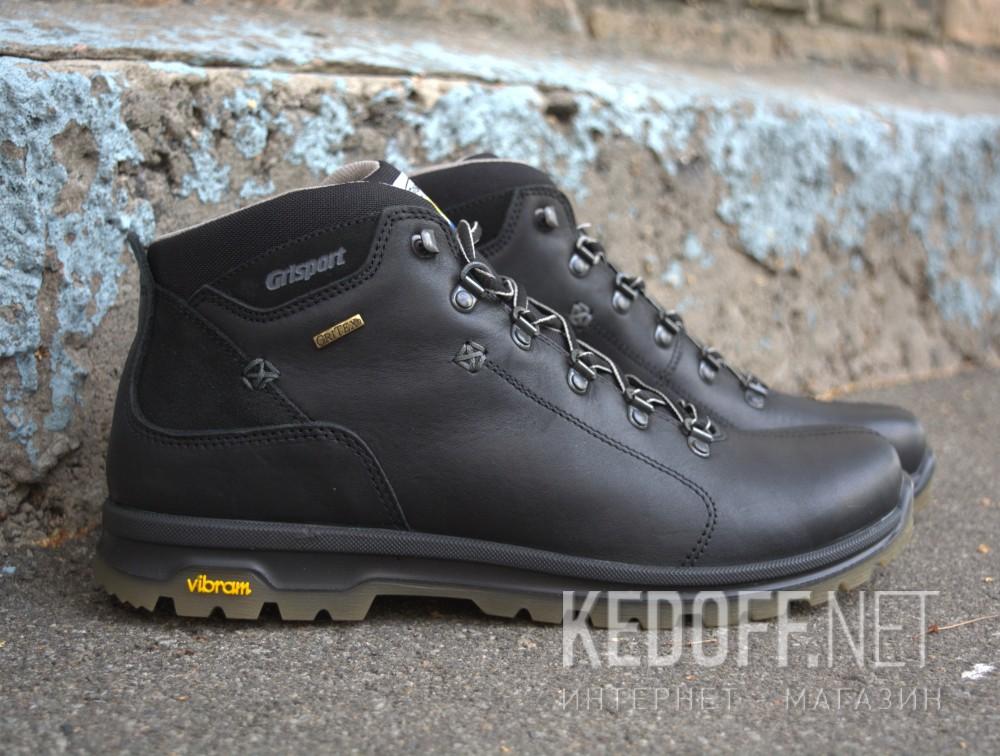 Цены на Мужские ботинки Grisport Vibram Big Size 12905-O102G Made in Italy
