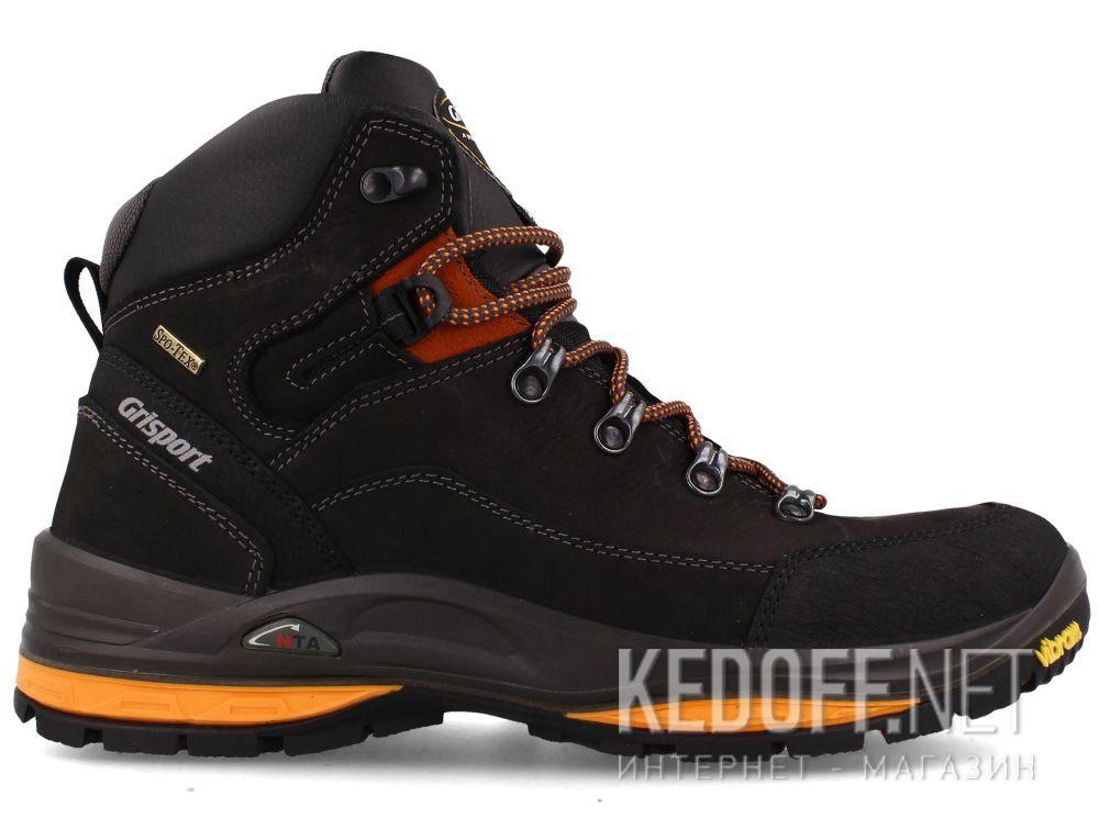 Оригинальные Мужские ботинки Grisport Winterm до -30 C 13505N40WT Vibram Made in Italy