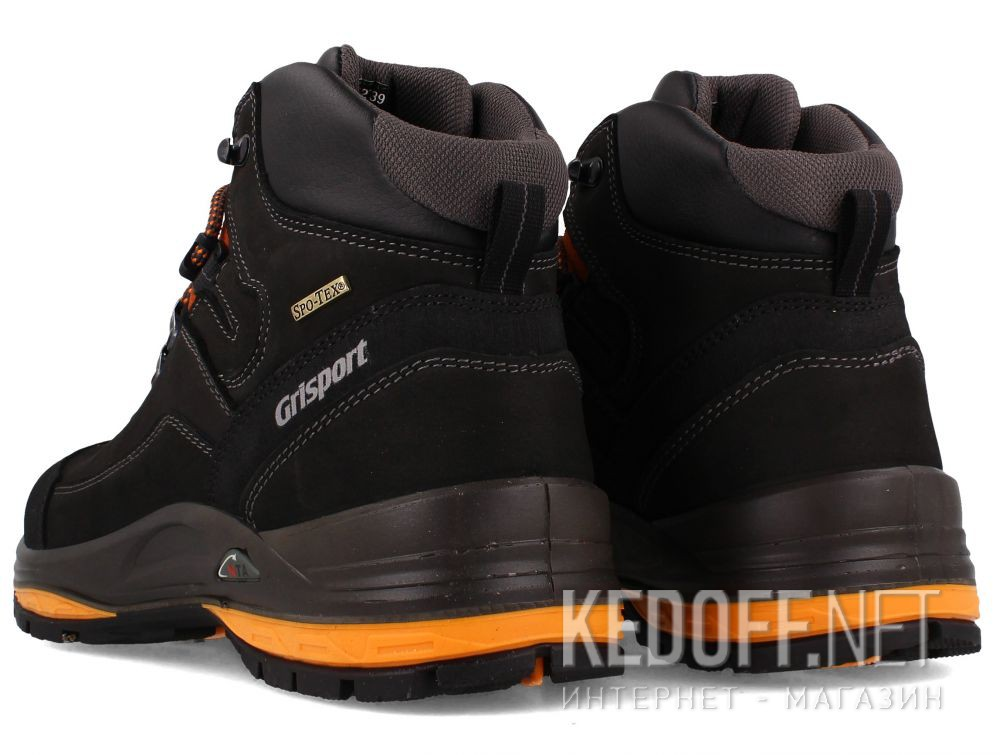 Мужские ботинки Grisport Winterm до -30 C 13505N40WT Vibram Made in Italy описание