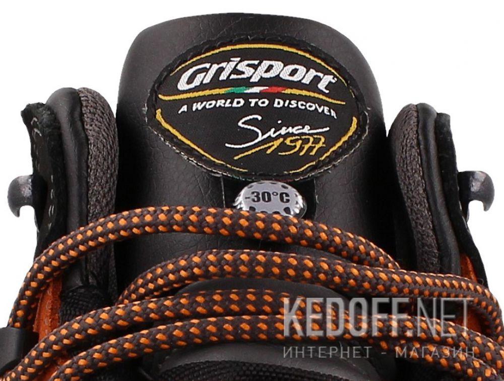 Мужские ботинки Grisport Winterm до -30 C 13505N40WT Vibram Made in Italy все размеры