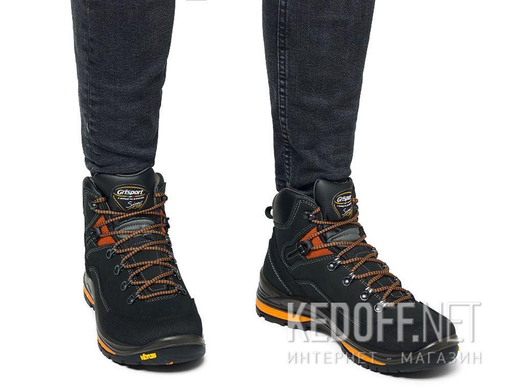 Мужские ботинки Grisport Winterm до -30 C 13505N40WT Vibram Made in Italy доставка по Украине