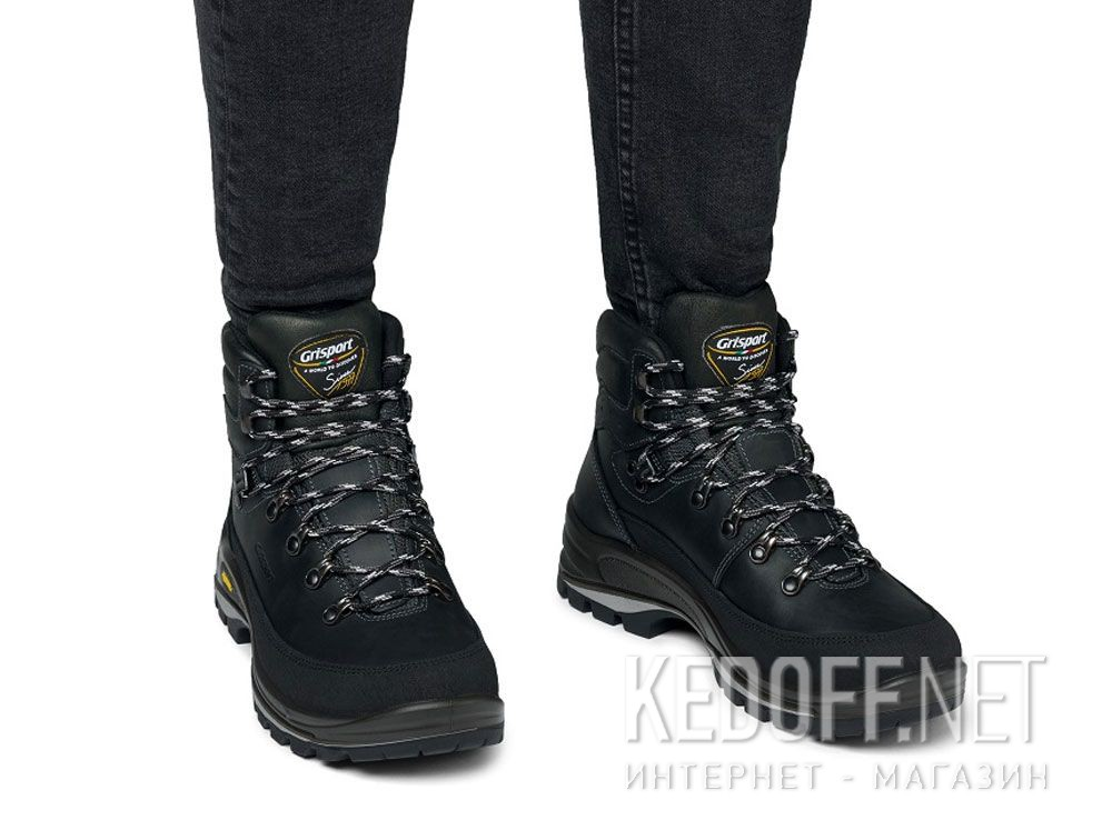Доставка Мужские ботинки Grisport Wintherm -30 Vibram 12801D64WT Made in Italy
