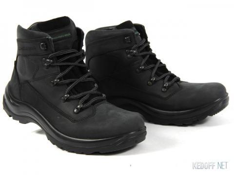 Купить Мужские ботинки Forester 4511-0336